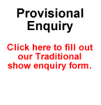 Provisional bookings / group enquirise - if you haven't fianlised your dates or numbers